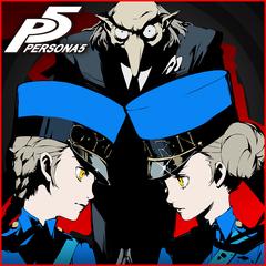 Persona 5 Igor & Attendants Special Theme
