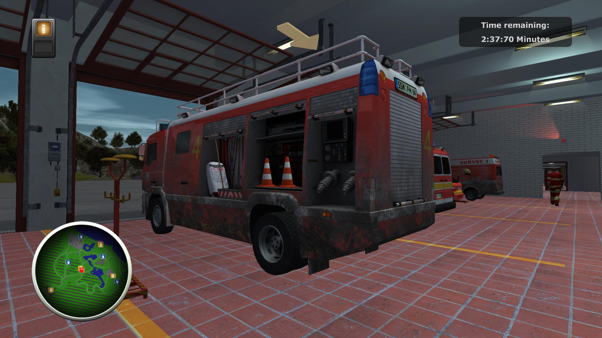 Firefighters – The Simulation on PS4 | Official ...
