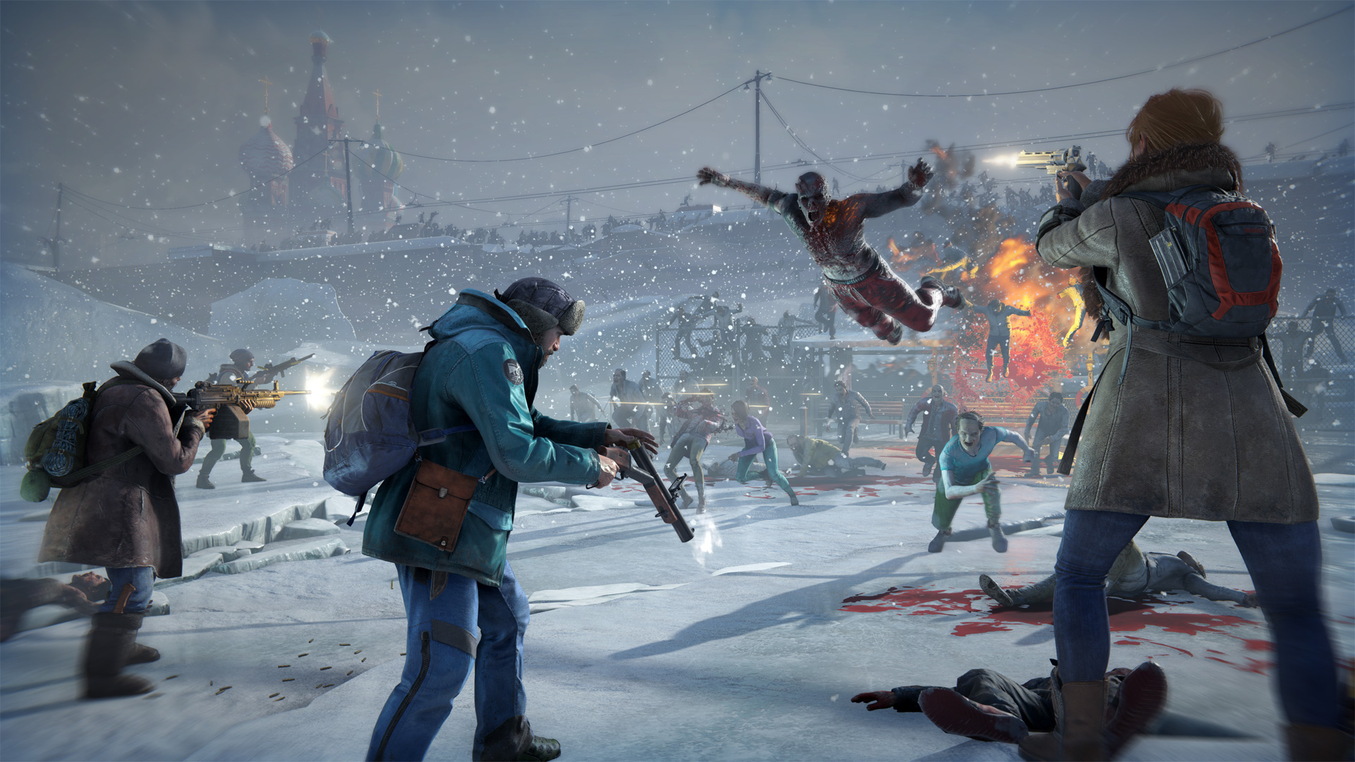 World War Z Screenshot 3