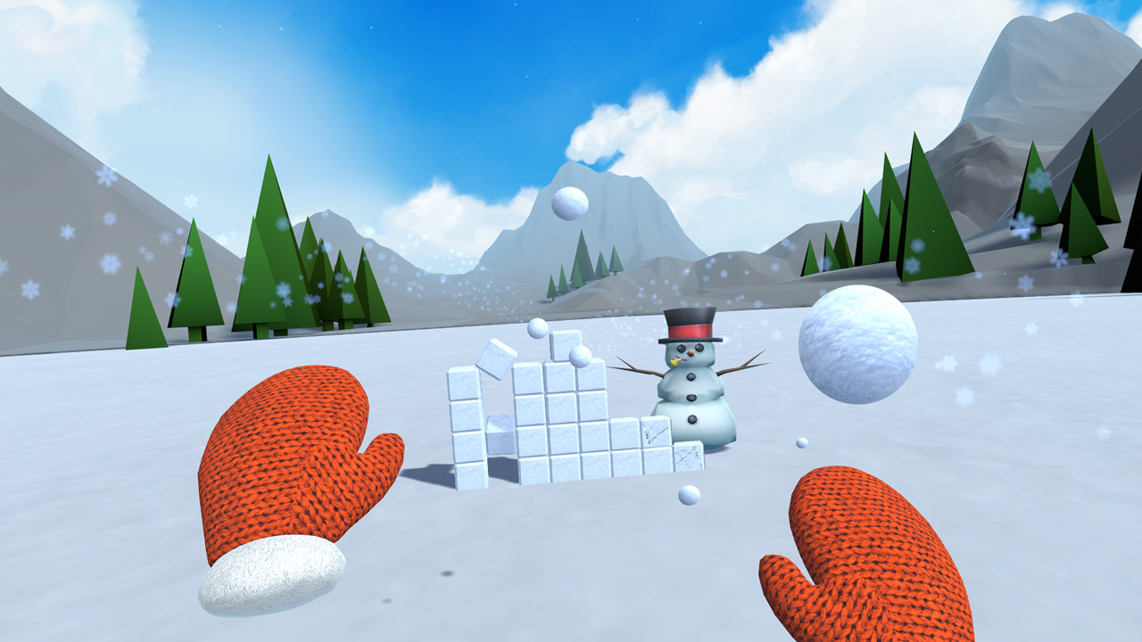 Image result for snow fortress playstation vr
