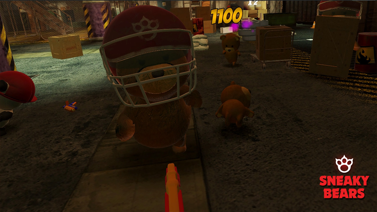 sneaky bears on ps4 official playstation store us