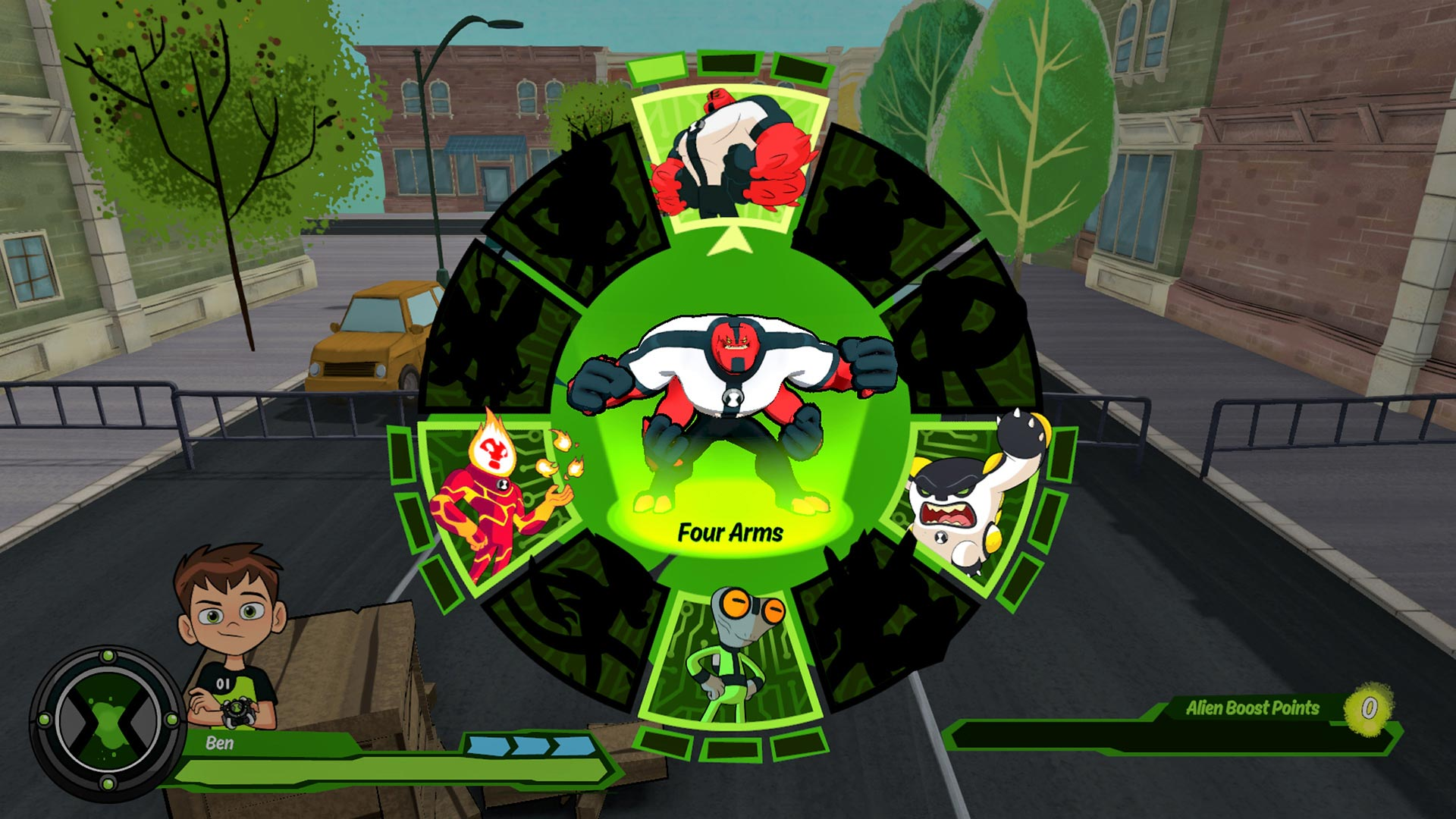 Ben 10 on ps4 official playstationstore us ben 10 voltagebd Gallery