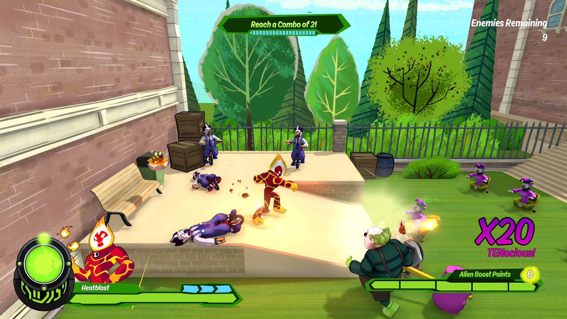 Ben 10 on PS4 | Official PlayStation™Store US