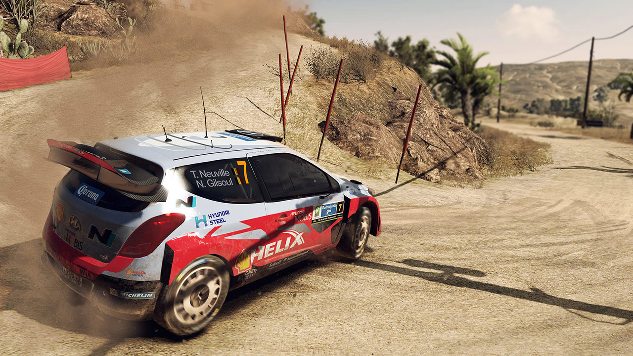 WRC 5 FIA World Rally Championship on PS4 | Official PlayStation ...