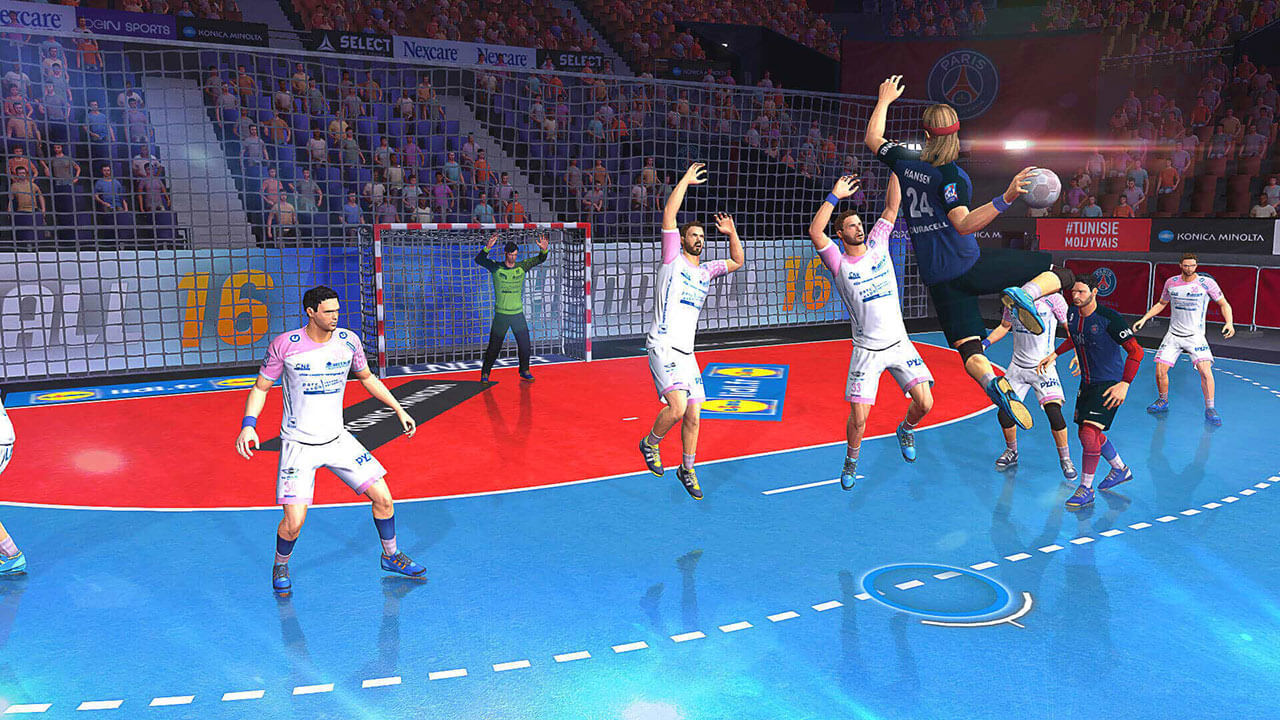handball 16 sur ps4 playstation store officiel canada. Black Bedroom Furniture Sets. Home Design Ideas