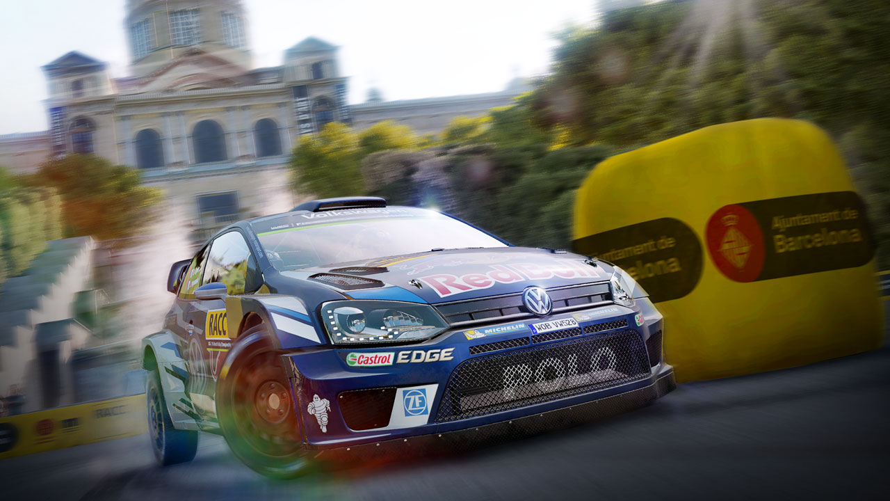 wrc 6 on ps4 official playstation store us. Black Bedroom Furniture Sets. Home Design Ideas