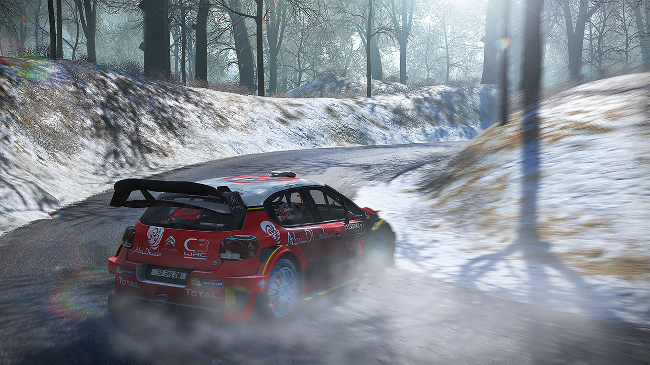wrc 7 fia world rally championship on ps4 official. Black Bedroom Furniture Sets. Home Design Ideas