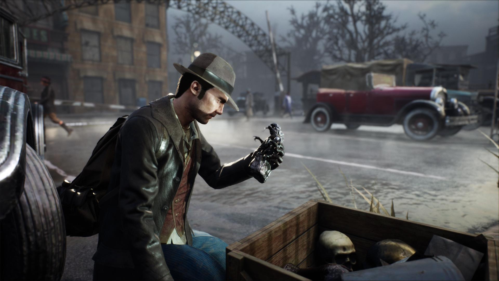Скриншот №2 к The Sinking City