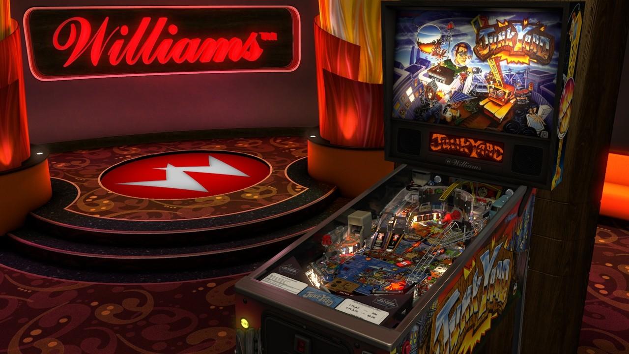 Pinball FX3 - Williams™ Pinball: Volume 1 Demo on PS4