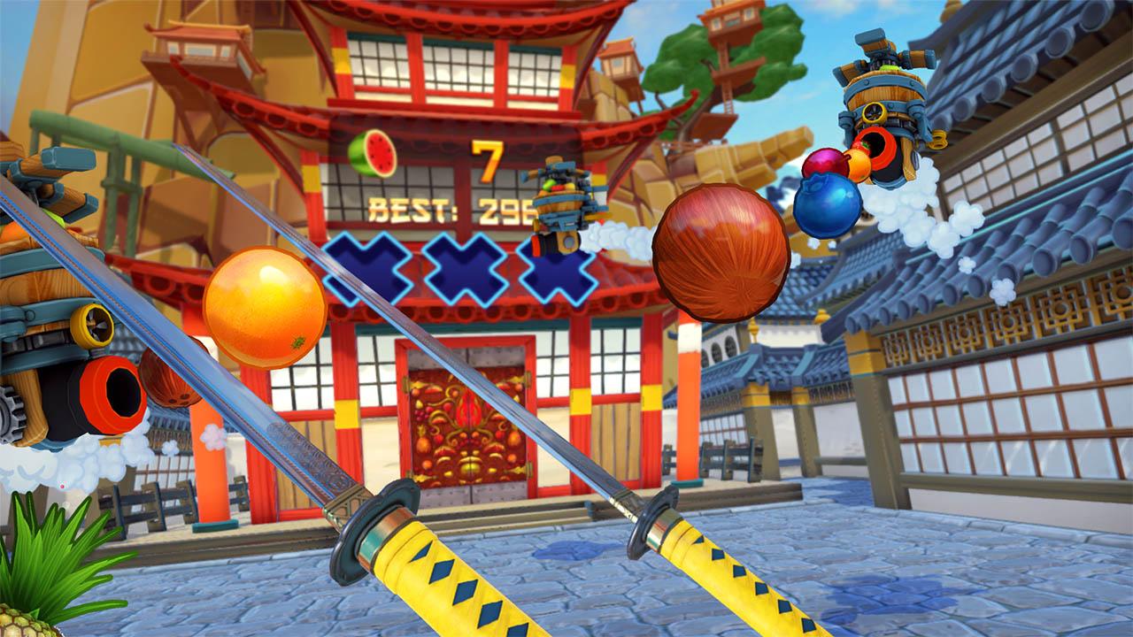 fruit ninja game biwa fruit