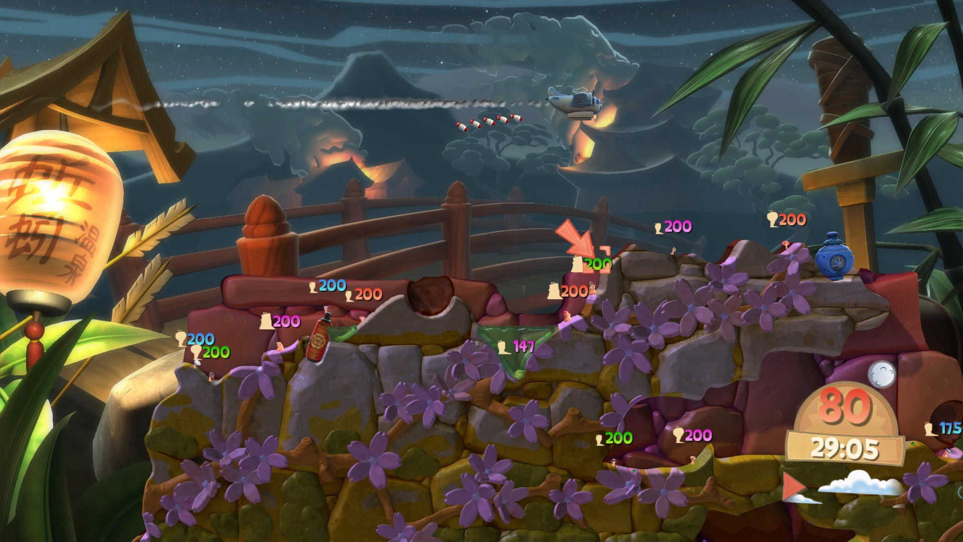 worms u2122 battlegrounds on ps4