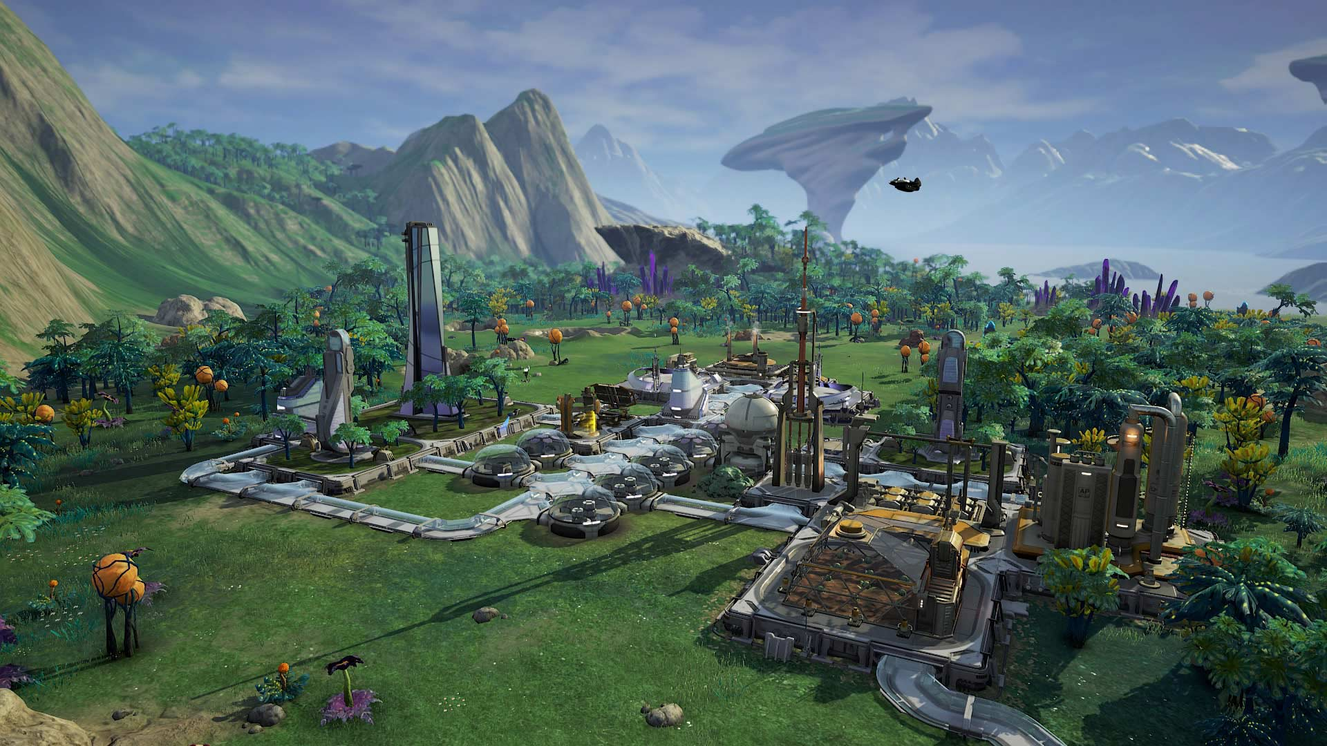 how to play aven colony