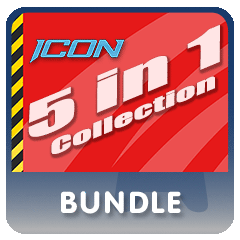Icon's 5-IN-1 Minis Collection