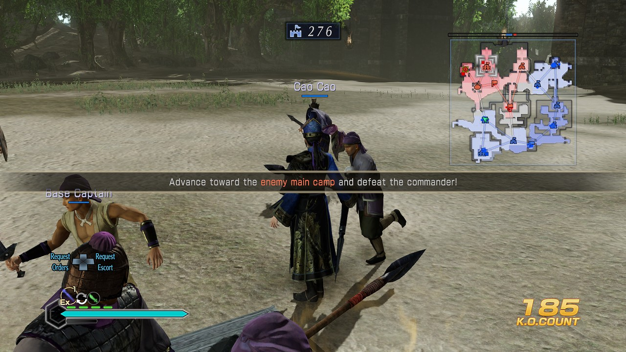 dynasty warriors 8 empires free alliances version ps4