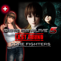Limited Time Only! DOA5LR: Core Fighters + Hitomi