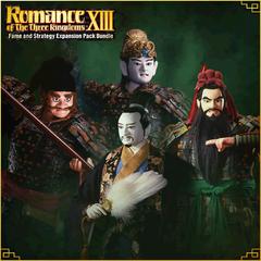 """RTK13EP: """"Sanguozhi"""" Dolls Officer Graphic Set"""