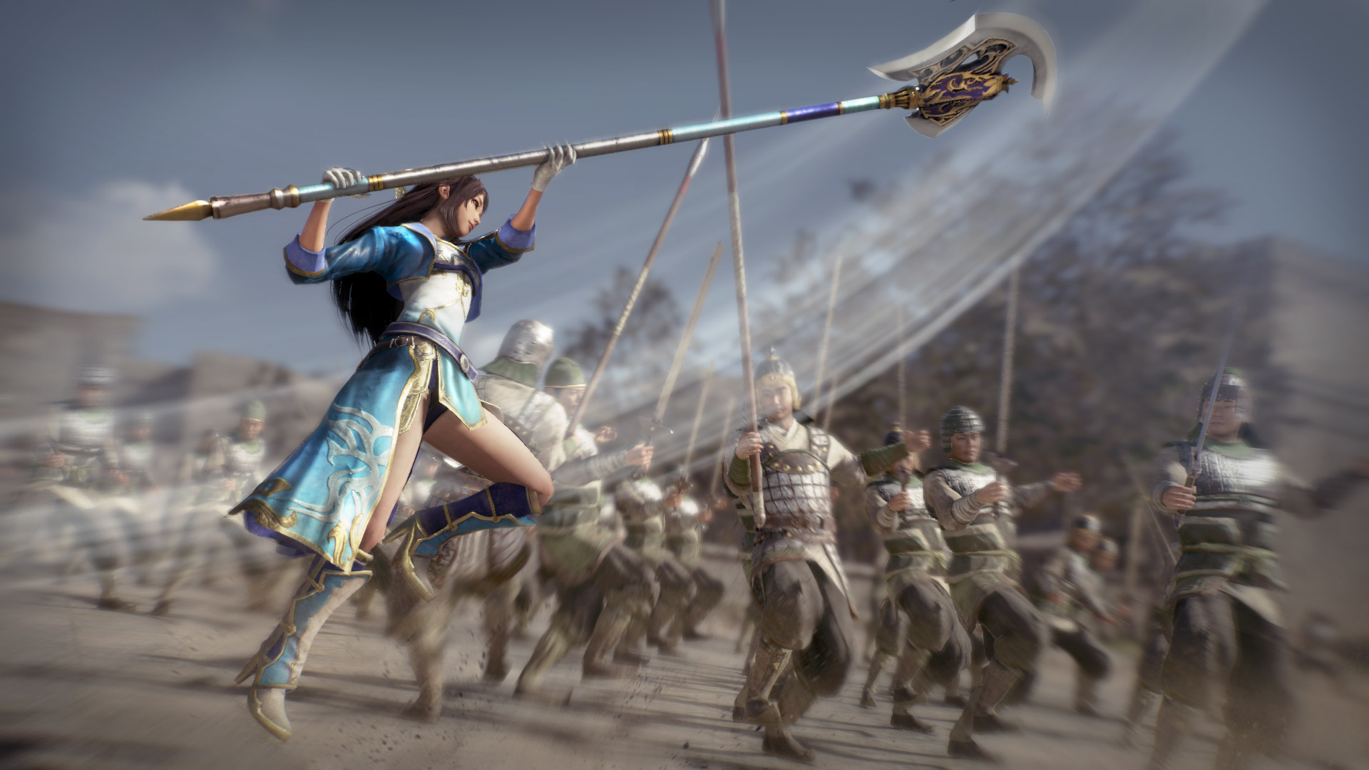 真三国无双8.Dynasty Warriors 9