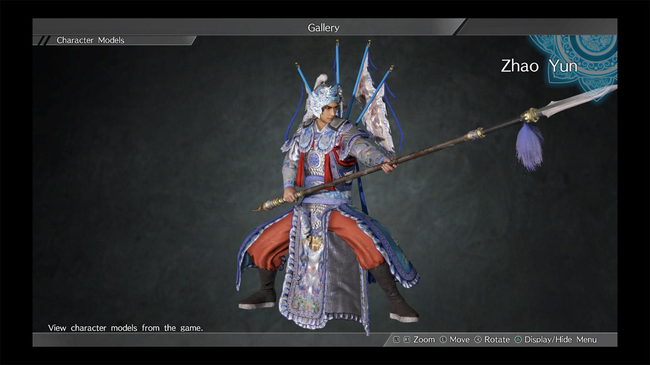 Dynasty Warriors 9: Guan Yinping (Dudou Costume) 2018 pc game Img-2