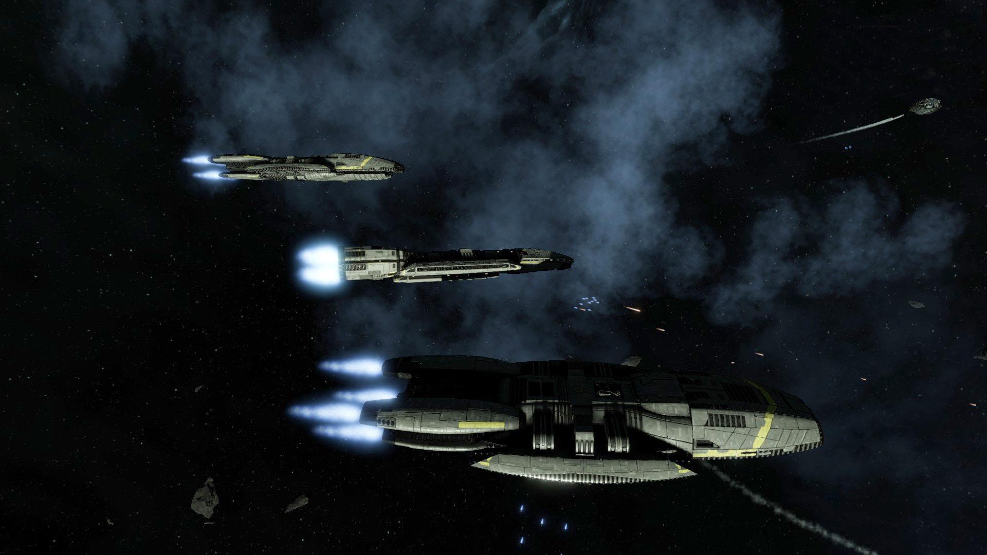 Battlestar Galactica Deadlock On Ps4 Official
