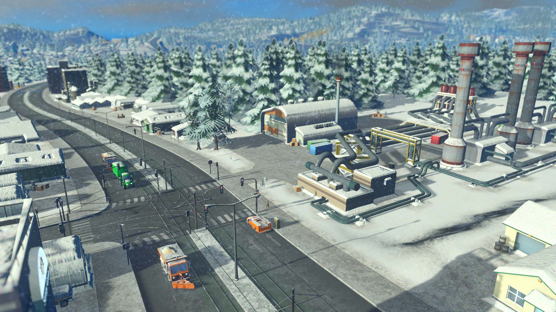 Cities skylines season pass on ps4 official for Us city skylines photos