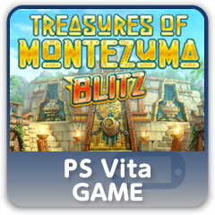Treasures of Montezuma Blitz full game