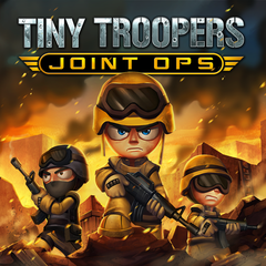 Tiny Troopers Joint Ops full game