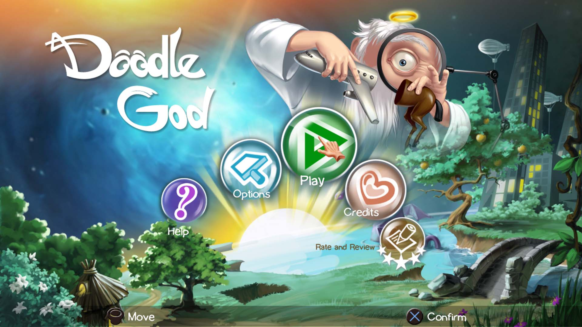 how to create tools in doodle god