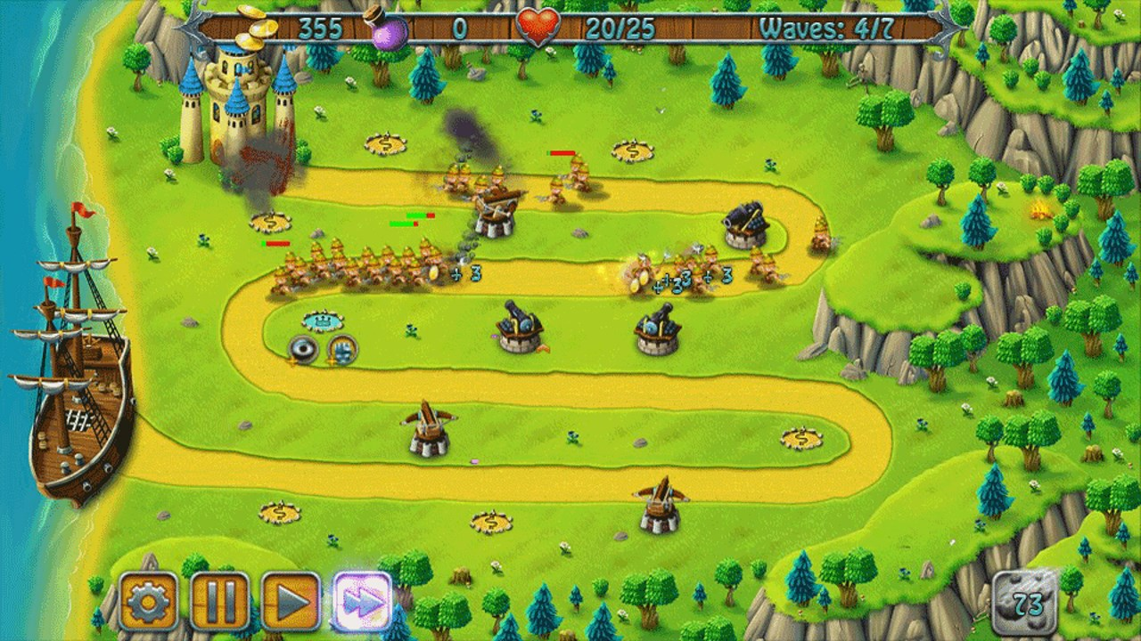 Tower Defense Collection 7 In 1 On Ps Vita Official