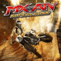 MX vs. ATV: 슈퍼크로스 제품판