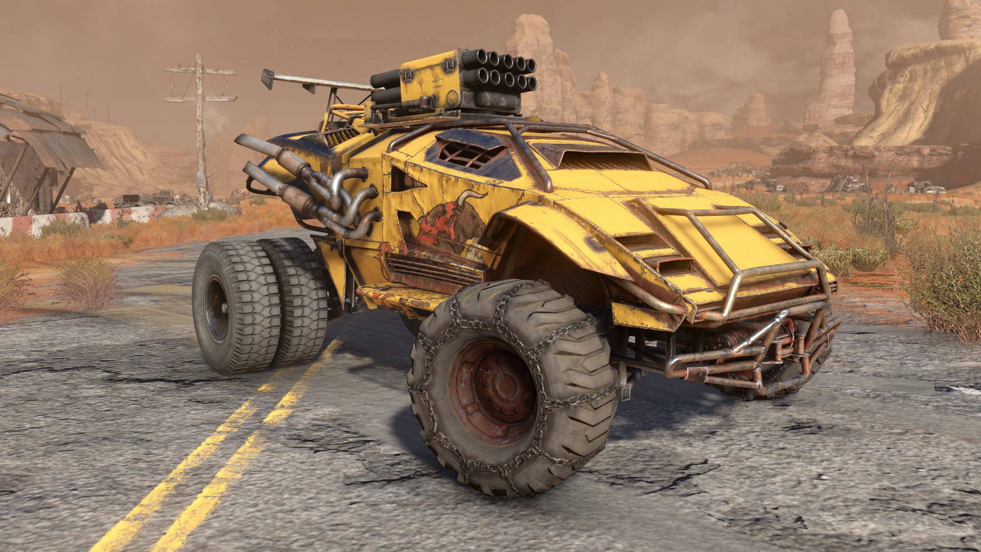Crossout game packs