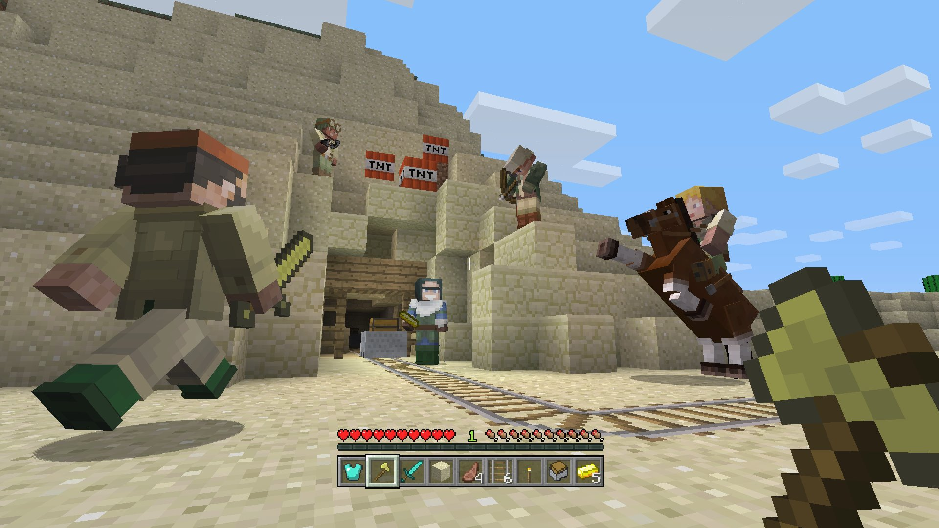 Minecraft Builders Pack On PS Official PlayStationStore US - Minecraft spielen star wars