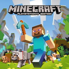 More for Minecraft: PlayStation®3 Edition