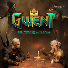 GWENT: The Witcher Card Game - Geralt & Ciri Theme