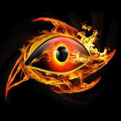 Fire Eye Avatar