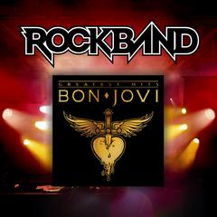 'Livin' on a Prayer' - Bon Jovi