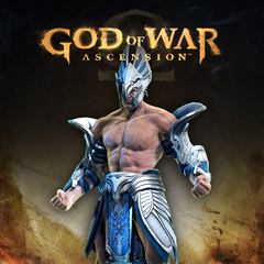 God Of War: Ascension Olympus Armor Of Zeus Multiplayer Armor for