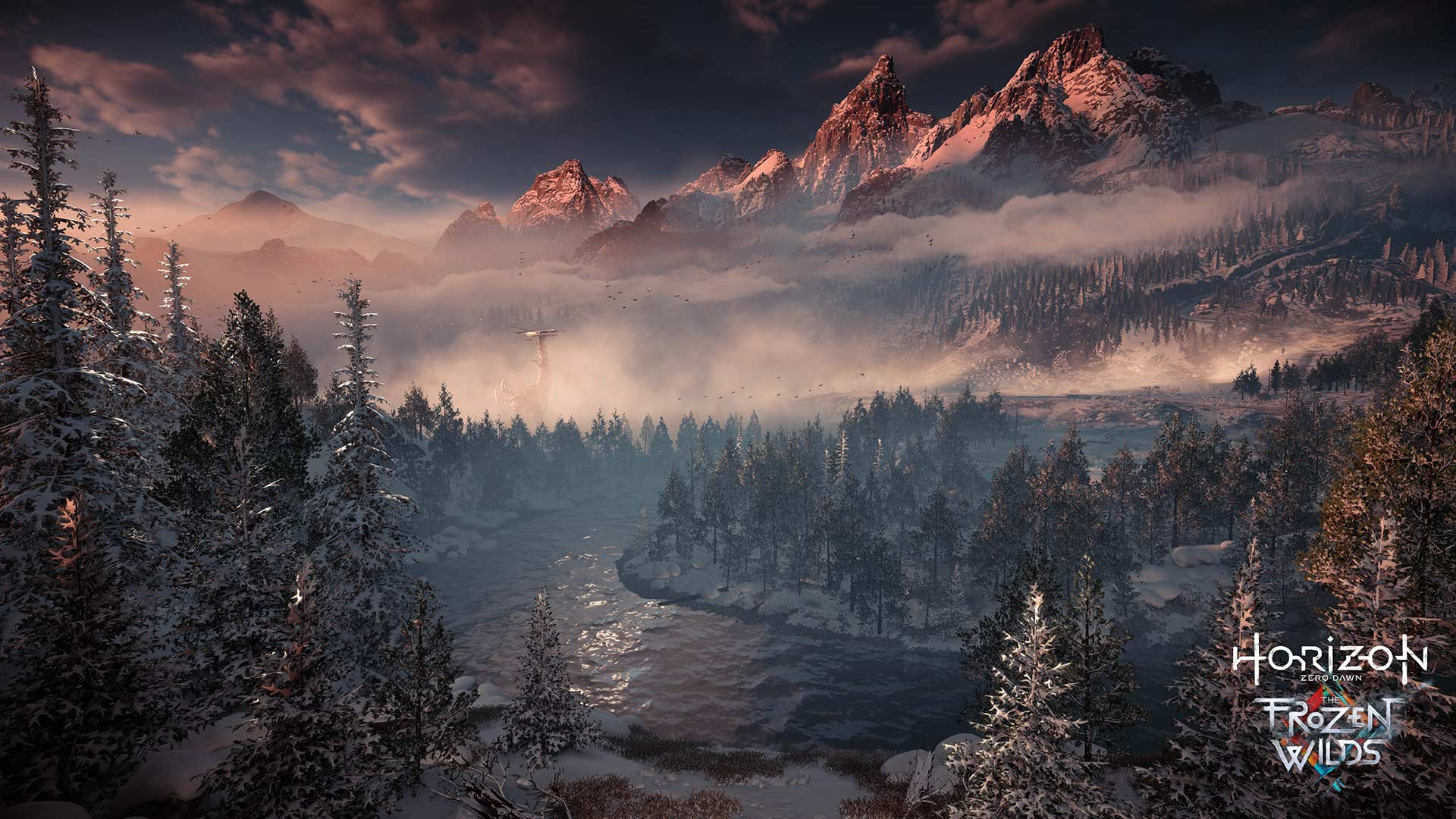 Horizon Zero Dawn The Frozen Wilds On Ps4 Official Playstation Network Card Rp 700000 Bundle 3362 Ratings
