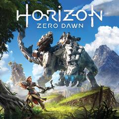 Horizon Zero Dawn SHAREfactory Theme