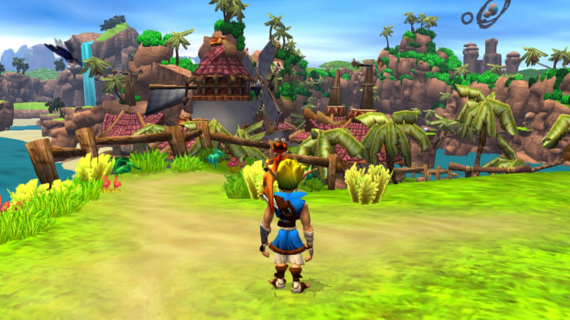 Jak and Daxter: The Precursor Legacy™ on PS4