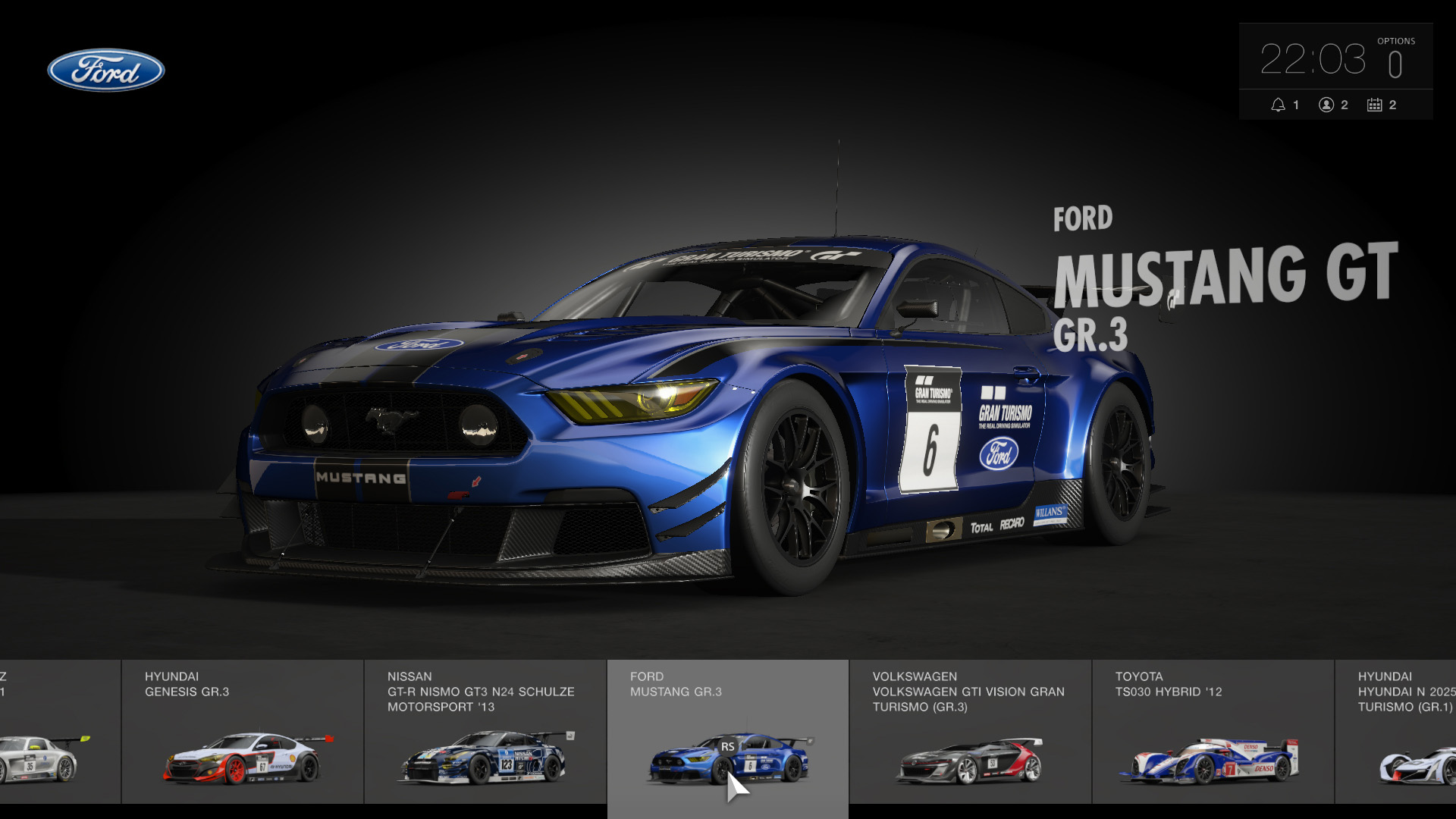 Ford Mustang Gt 1920x1080 >> Gran Turismo Sport on PS4 | Official PlayStation™Store US