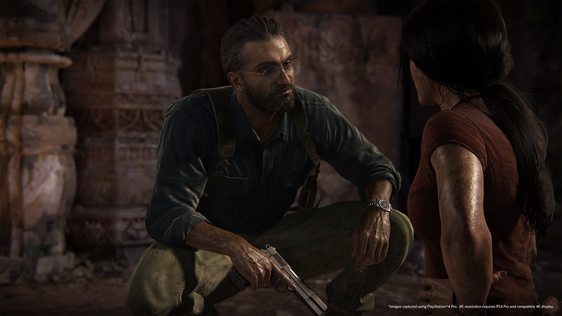 Uncharted The Lost Legacy On Ps4 Official Playstationstore Us Ps4uncharted Reg 3 Full Game Released Aug 22 2017