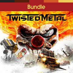 Twisted Metal Ultimate Bundle