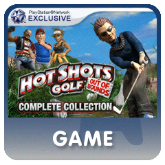 Hot Shots Golf®: Out of Bounds Complete Collection
