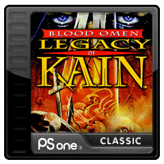Blood Omen: Legacy of Kain (PS3™/PSP®)