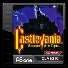 Castlevania: SotN (PSOne Classic)