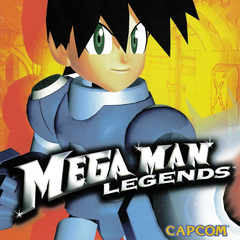 Mega Man Legends (PSOne classic)