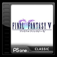 FINAL FANTASY® V (PSOne Classic)