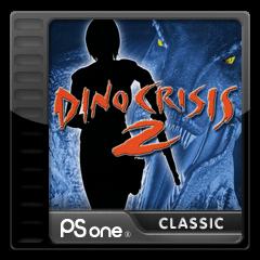 Dino Crisis 2 (Psone Classic) for PS3 PSVita PSP — buy