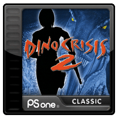 Dino Crisis® 2 T-Rex Avatar on PS3, PSP | Official