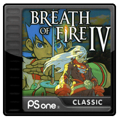 BREATH OF FIRE™ IV (PS3™/PSP®/PS Vita)